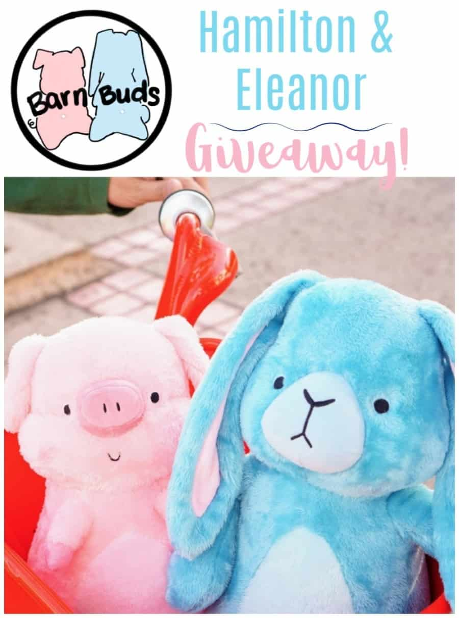 Barn Buds Giveaway - Enter to win one of your very own Barn Buds Animals! (NOW on Kickstarter!)