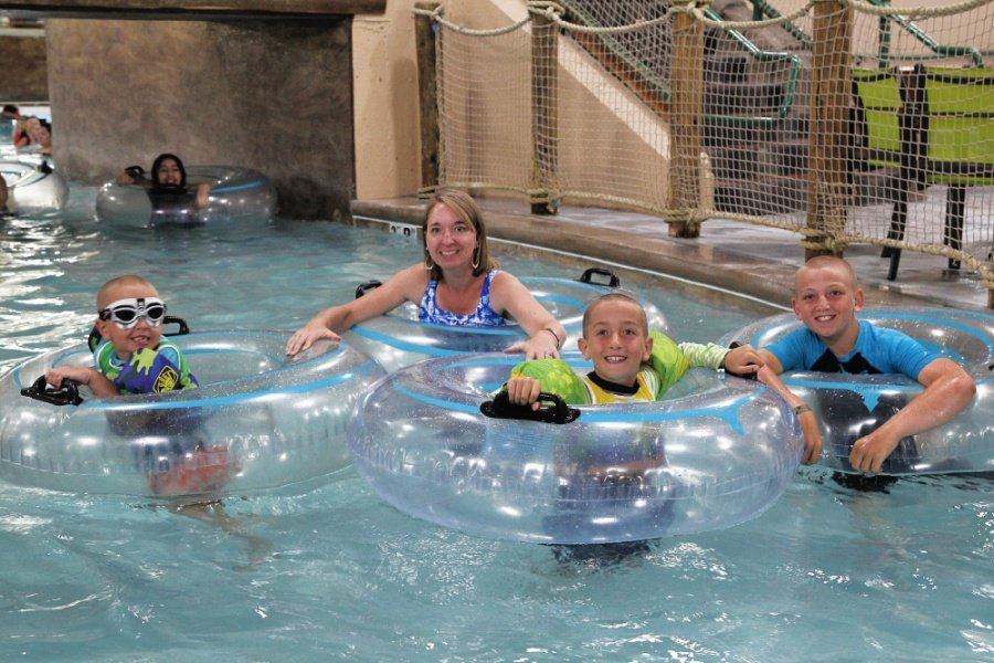 Did You Know Great Wolf Lodge Day Passes Are Now Available!? - Water Park at Great Wolf Lodge