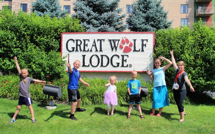 Did You Know Great Wolf Lodge Day Passes Are Now Available!? - Our visit to Great Wolf Lodge Resort & Water Park