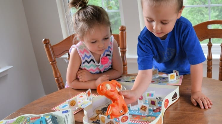 The Best Board Games for Preschoolers