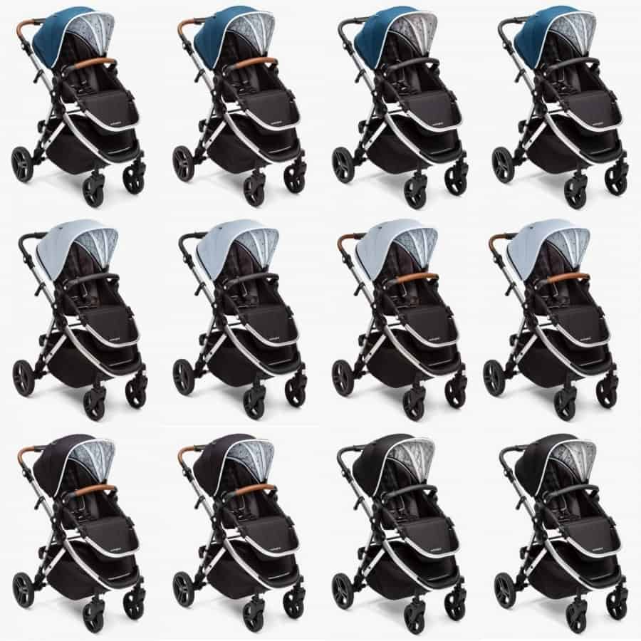 Mockingbird Stroller Review - A single-seat, multi-function, modular stroller designed for maximum versatility.