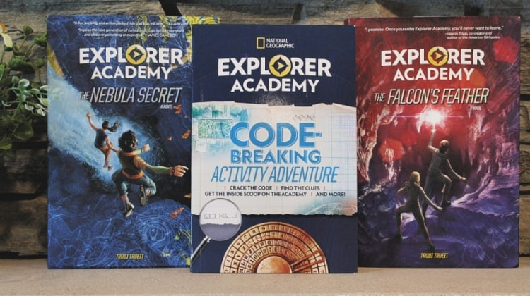 National Geographic Explorer Academy Kids Books - Fun exciting kids novel series!