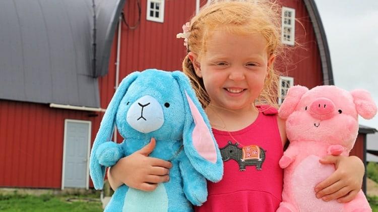 Printable Farm Photo Bucket List + Hamilton & Eleanor On Kickstarter
