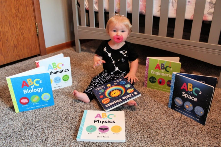 introduce STEM to kids at a young age
