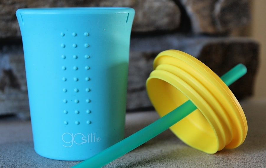 2019 Back To School Gear Guide - Don't Forget These Great Brands! - goSili Silicone cups, straws, & tablewear