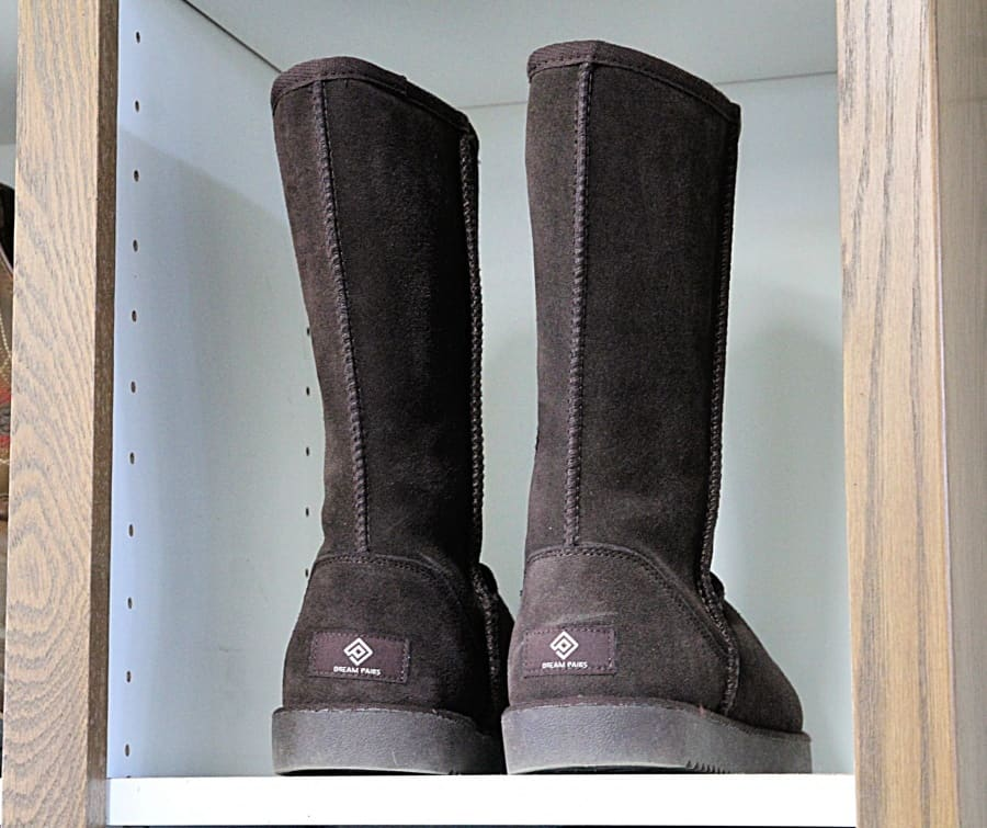 8 Shoe Storage Tips For Large Families + How To Afford Shoes For Everyone In The Family {Dream Pairs Shoes}