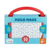 Chuckle & Roar Mega Maze - Portable Travel Mazes