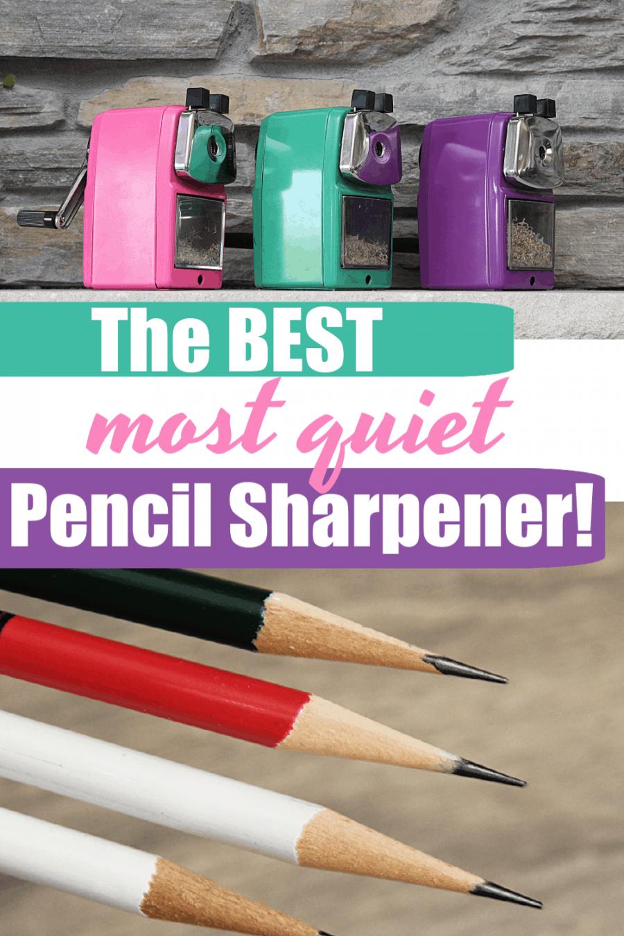 Classroom Friendly Supplies Pencil Sharpener