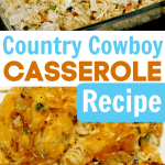 Country Cowboy Casserole Recipe