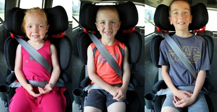 Peg Perego Viaggio Shuttle Plus Booster Seat Review