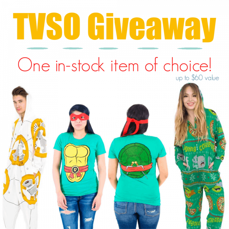TVStoreOnline.com Giveaway - win one item of your choice, valued up to $60!