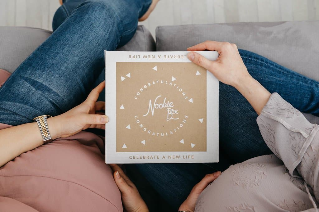 Why A Noobie Box Is The Perfect Baby Shower Gift