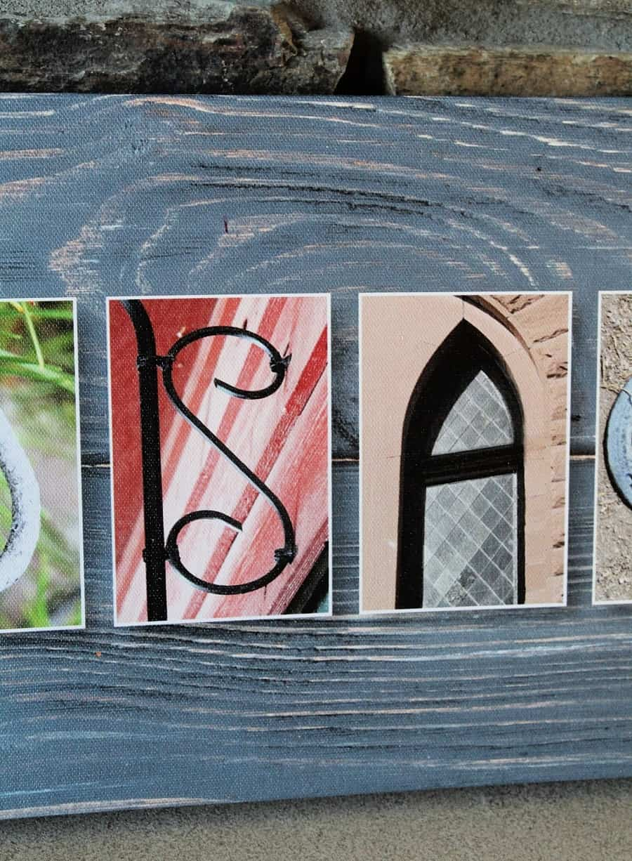 365Canvas Custom Gift Ideas - Canvas Prints, Mugs, & Desktop Plaques {+ Discount Code}