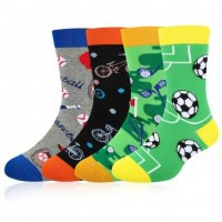 Kids Sport Socks Gift Box