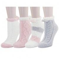 Fluffy Fuzzy Socks