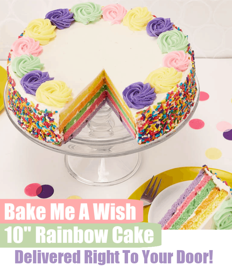 Bake Me A Wish - New Seasons, Happy Birthdays, And Milestones {+ Bake Me A Wish Cakes} GIVEAWAY