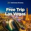 Free trip to Las Vegas