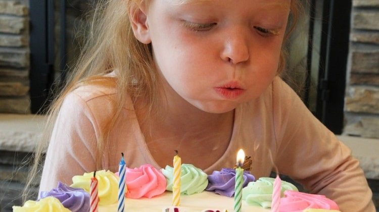 New Seasons, Happy Birthdays, And Milestones {+ Bake Me A Wish Cakes}