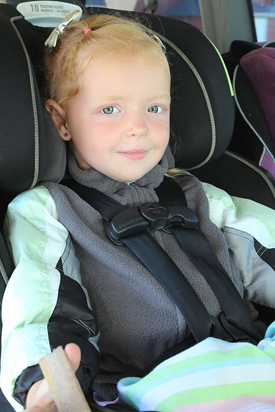 Safe Carseat Coat For Kids + The Quimby Coat Review