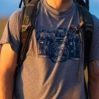 Camera American Backcountry T Shirt