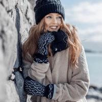 Women's Copenhagen Mittens