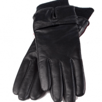 Heat Holders Women's Leather Gloves