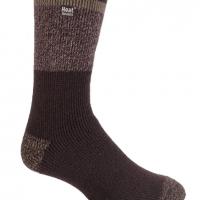 Heat Holders Men's Block Twist Socks