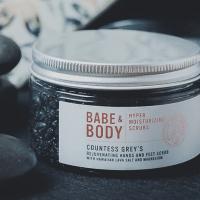 Countess Grey's Rejuvenating Hands And Feet Scrub