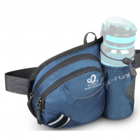 WATERFLY Daily Hiking Waist Bag With Water Holder