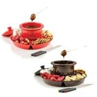 Electric Chocolate/Cheese Fondue Melting Pot