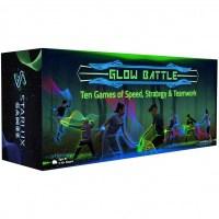 Glow Battle Team Building Game