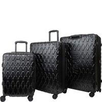 J World New York Dia 3-Piece Luggage Set