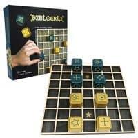 Deblockle Strategy Board Game