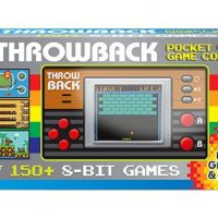 Throwback Pocket Video Console