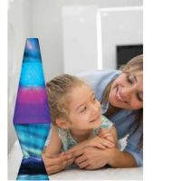 Wicked Uncle Lava Lamp