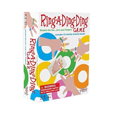 Ring-A-Ding-Ding Kids Card Game