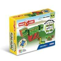 Geomag River Animals Toy Magicube Blocks