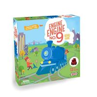 Engine, No. 9 Kids Board Game
