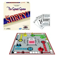 Sorry! Classic Edition Board Game