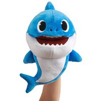 Baby Shark Daddy Shark Singing Puppet from WowWee