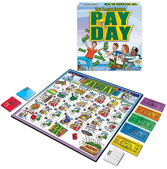Pay Day, The Classic Edition