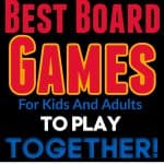 Best Board Games For Kids And Adults To Play Together (Gift Guide)