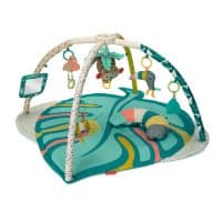 Infantino 4-in-1 Tropical Twist & Fold Activity Gym & Play Mat