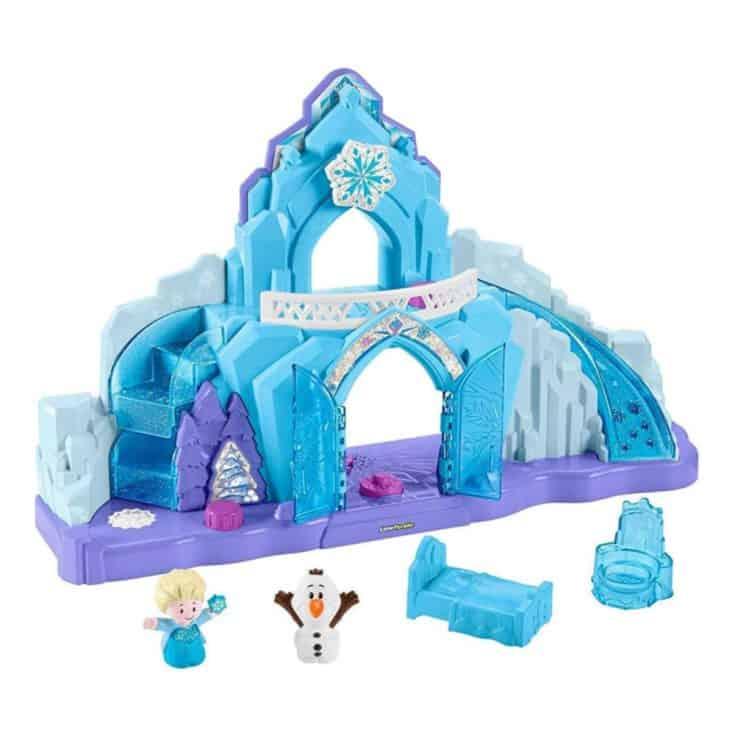 Little People: Disney Frozen Elsa's Ice Palace