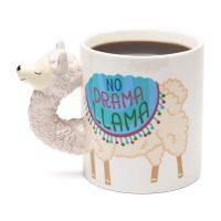 No Drama Llama Coffee Mug from BigMouth Inc