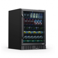 NewAir Built-in 177 Can Beverage Fridge