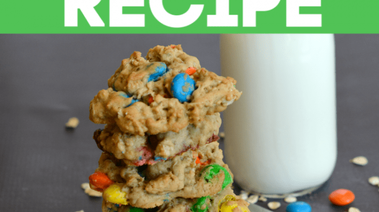 Oatmeal Chocolate Chip Lactation Cookies Recipe