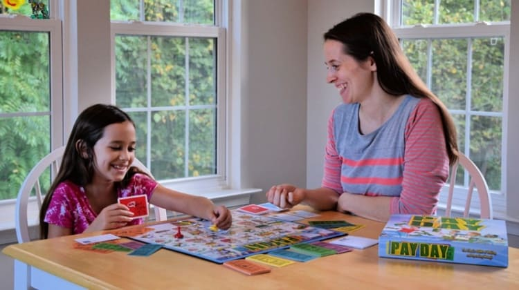 The Best Games for Kids and Adults to Play Together