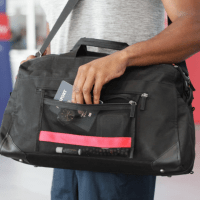 The Pakt One Duffel Bag