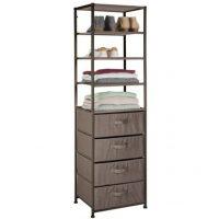 Vertical Fabric Organizer Dresser